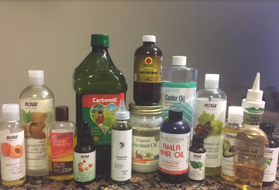 Battle of the Oils Featured Image Hair Vitamins