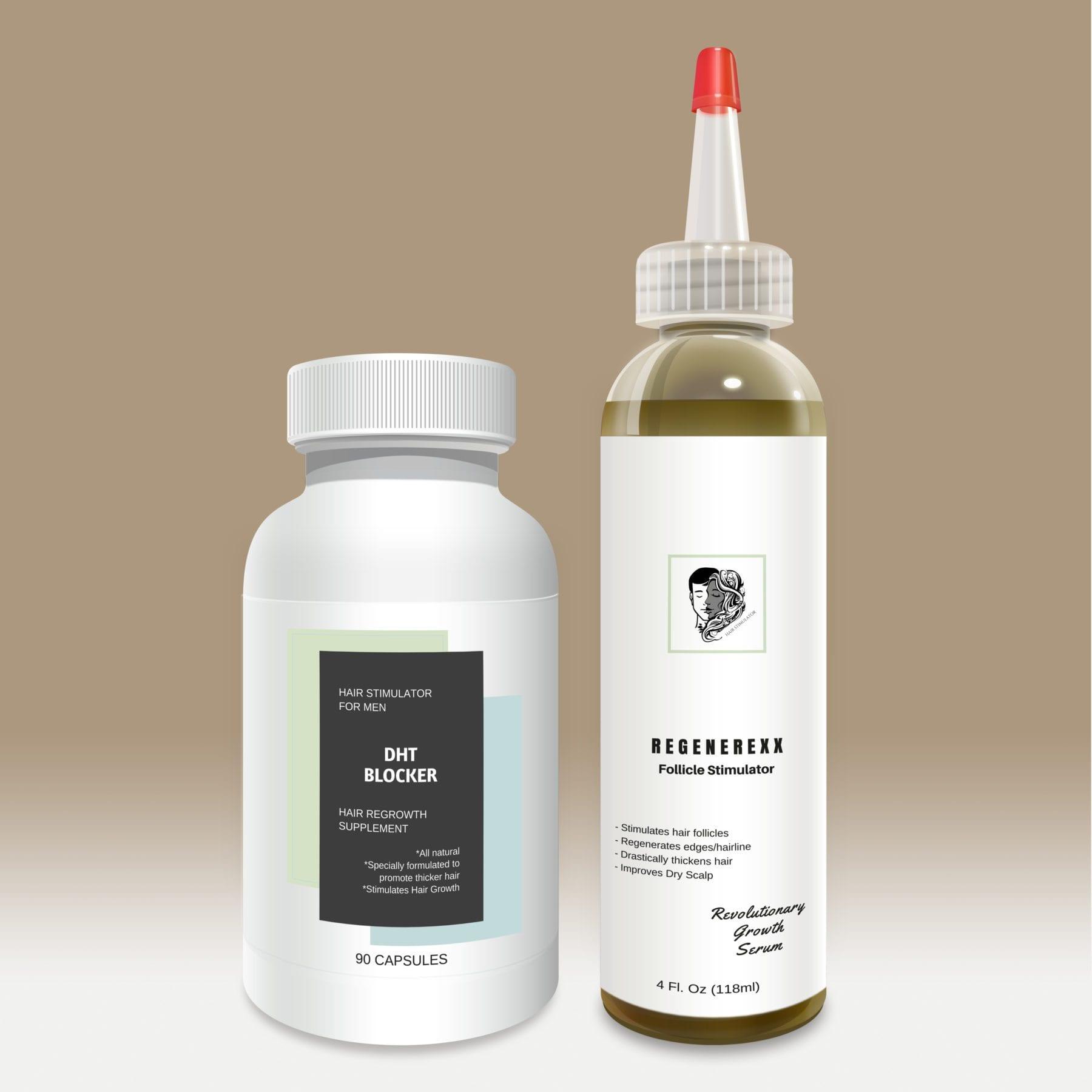 DHT & REGENEREXX Kit